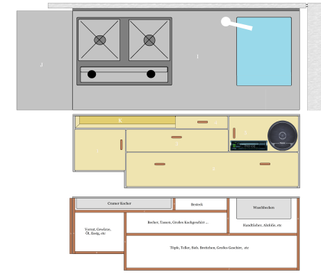 Neue Küche 2016